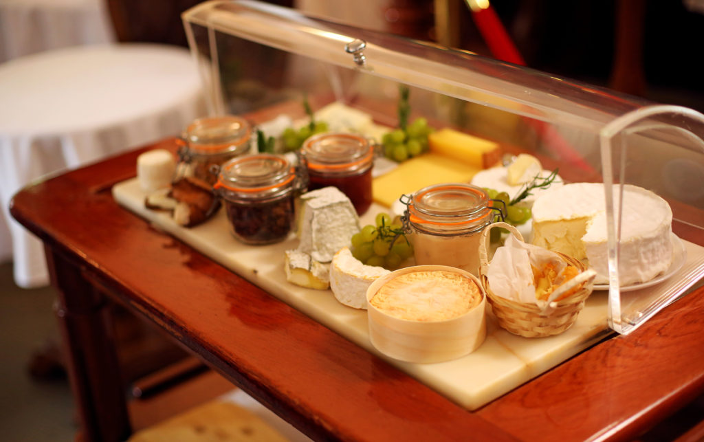 Cheese Heaven on Our Cheese Trolley